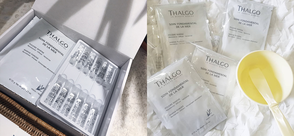 [THALGO] INFUSION MASK