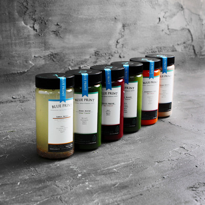 [BLUE PRINT]CLEANSE JUICE