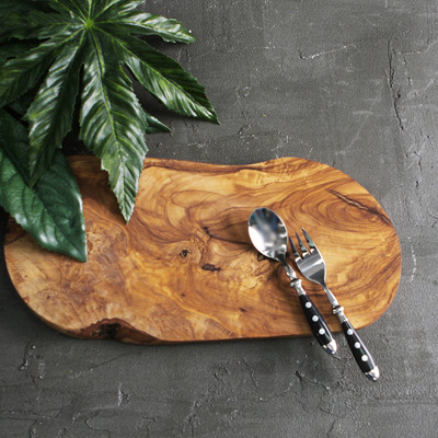 [TWIG NEWYORK]NATURAL WOOD-TRAY